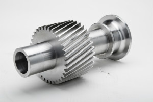 Helical Gear - Gear Motions