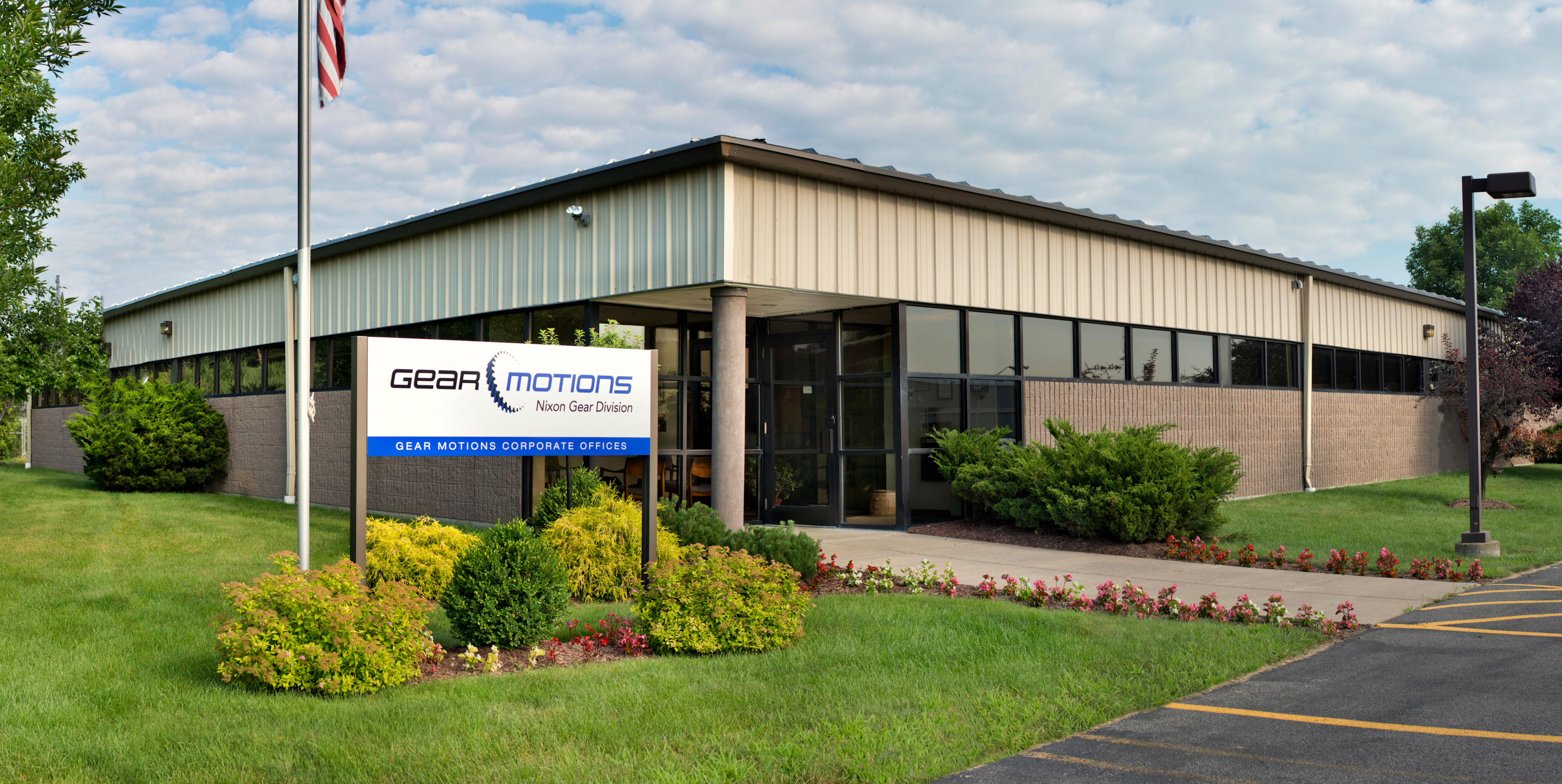 Gear Motons Inc Corporate Offices 1750 Milton Ave Syracuse NY 13209 USA