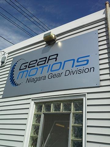 Niagara Gear Division