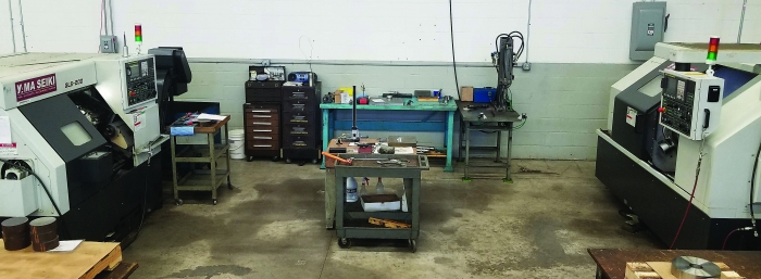 In-House Machining Capabilities Added
