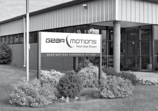 Gear Motions Office
