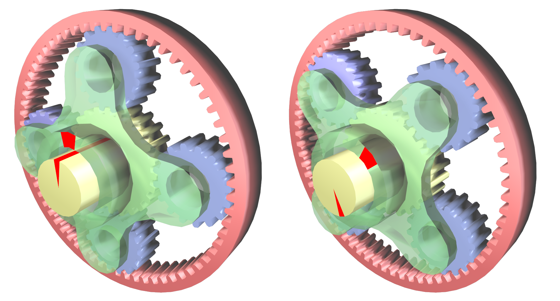 The Fundamentals of Planetary Gear Systems - Gear Motions