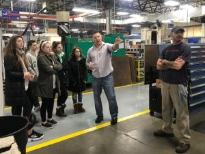 Solvay High School Job Shadow Day