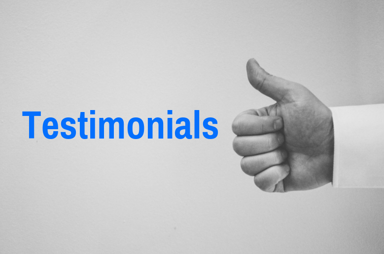 Testimonials with Thumbs Up - Gear Motions - Proven Performance in Precision Gear Manufacturing