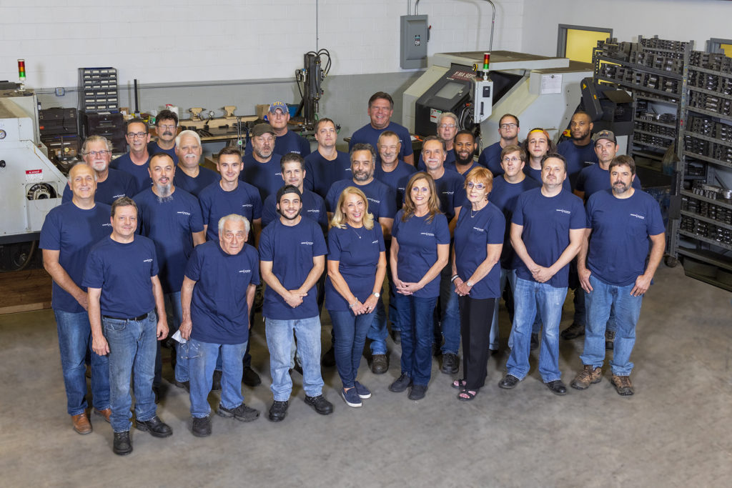 The Employee Owners at Gear Motions Buffalo Division