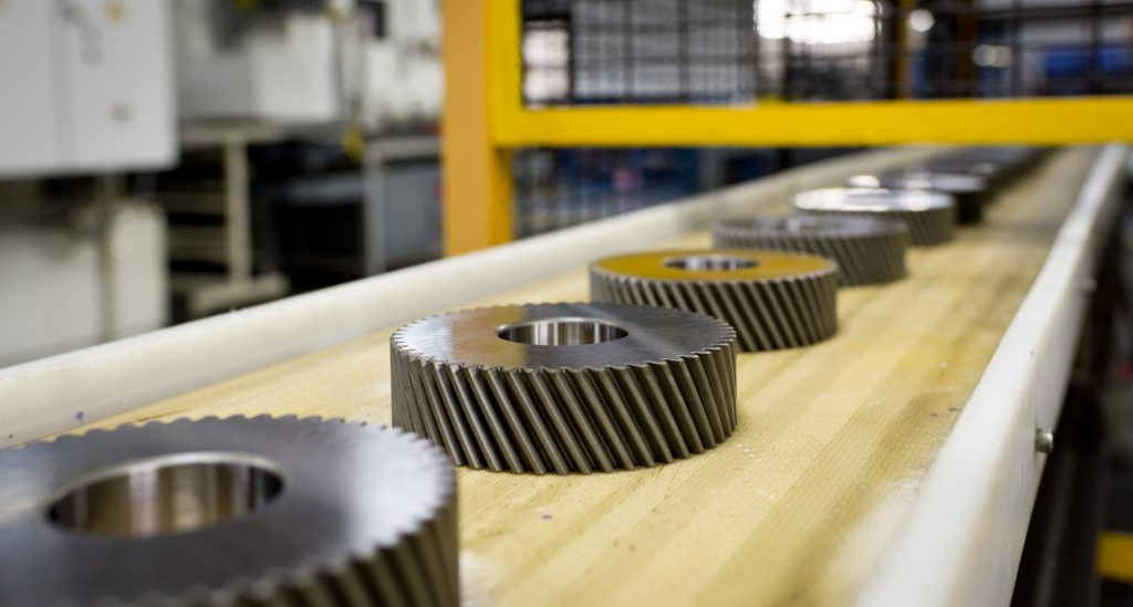 Gear Manufacturing at Gear Motions, Precision in Motion