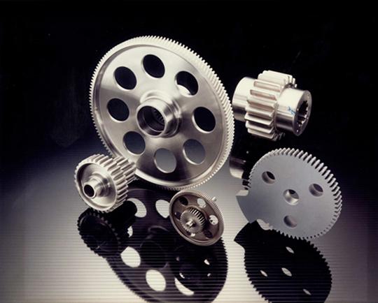 GMI history - gears