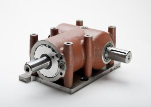 PTO used to power a cooling system for a refrigerated trailer - Gear Motions