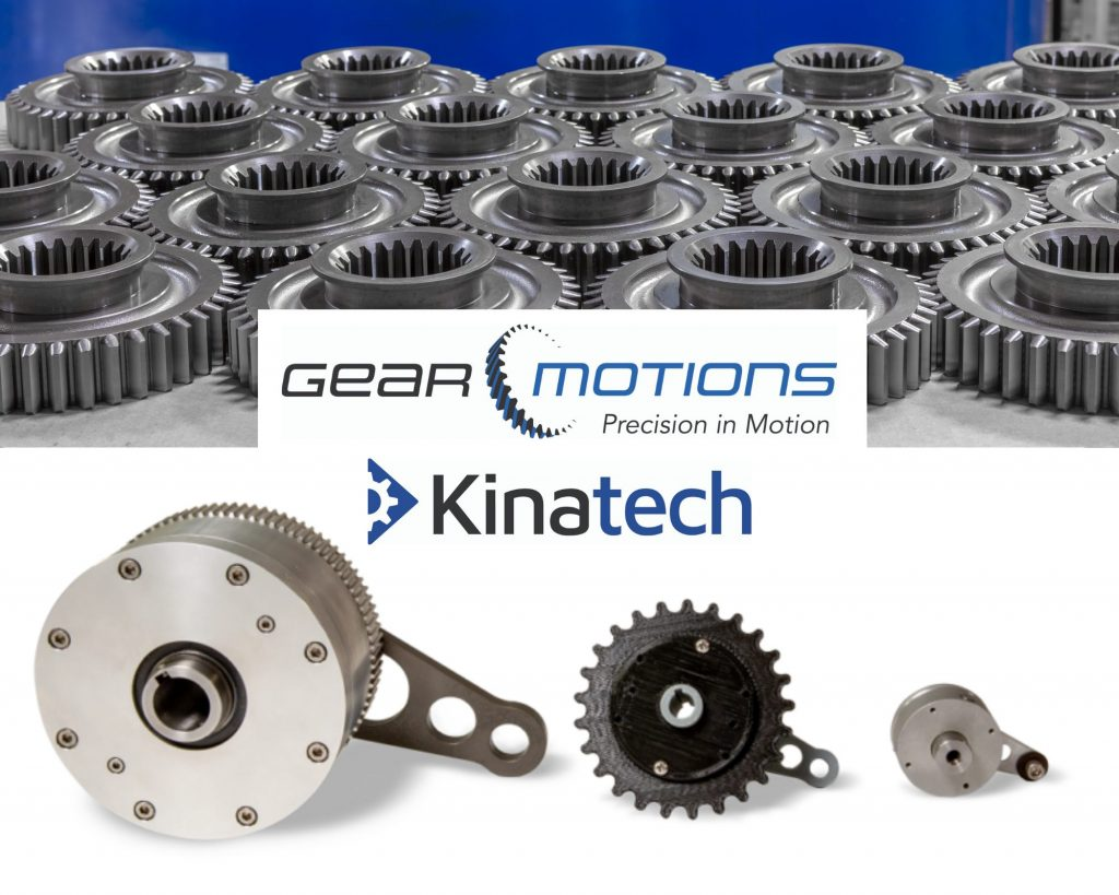 Gear Motions Kinatech